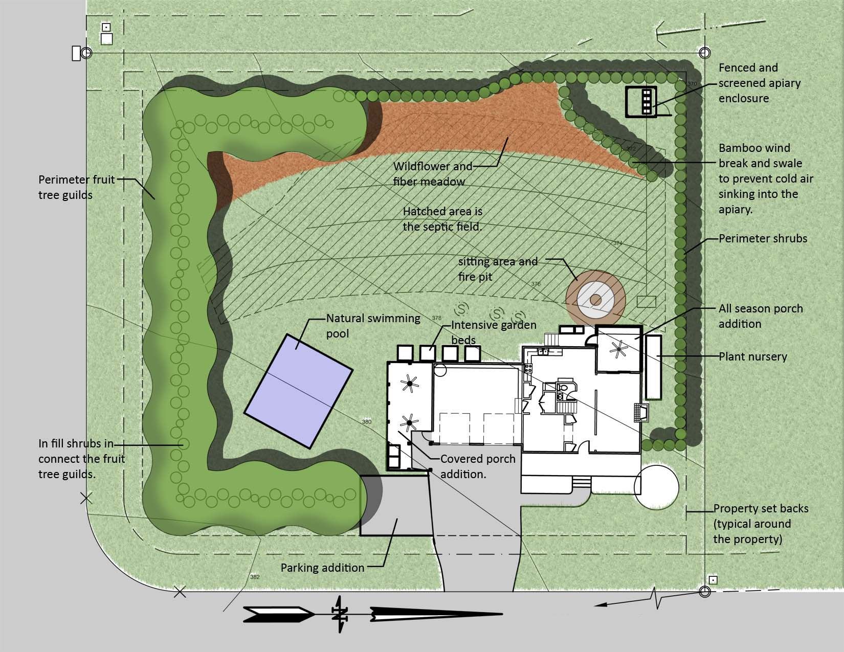 Permaculture house plans 28 images house plan for Plan permaculture